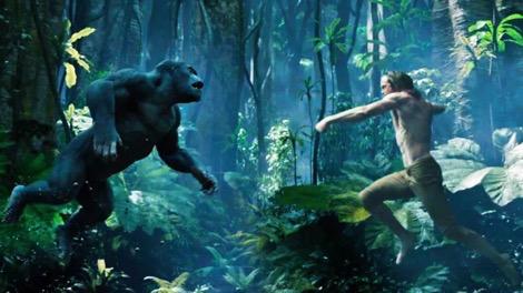 Ape Brother and Tarzan