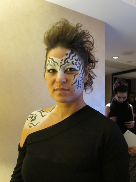 Kalamakeup body painting