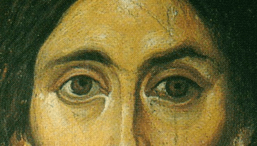 The Dual Nature of Christ in the Eyes
