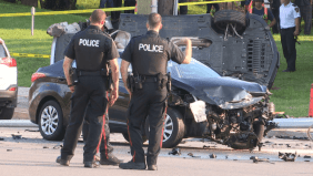 Image result for police handling an accident