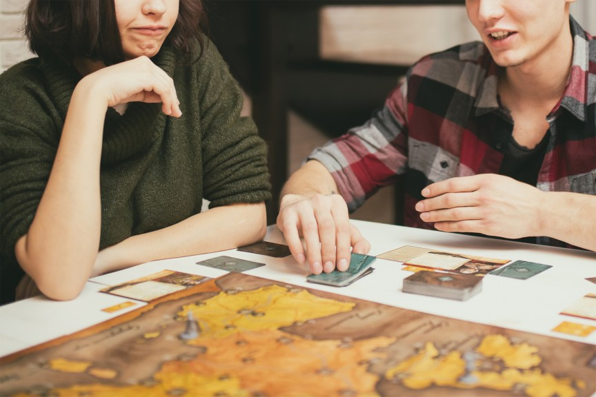 9 Reasons Board Games Will Save Your Marriage