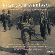 Oratorio – Khachatur Avetisyan