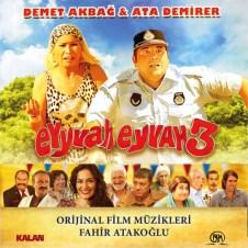 Eyyvah Eyvah 3 (Orijinal Film Müzikleri)