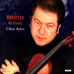 Kreutzer 42 Etudes Volume 2 – Cihat Aşkın