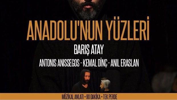 Anadolu'nun Yüzleri Türkiye prömiyeri!