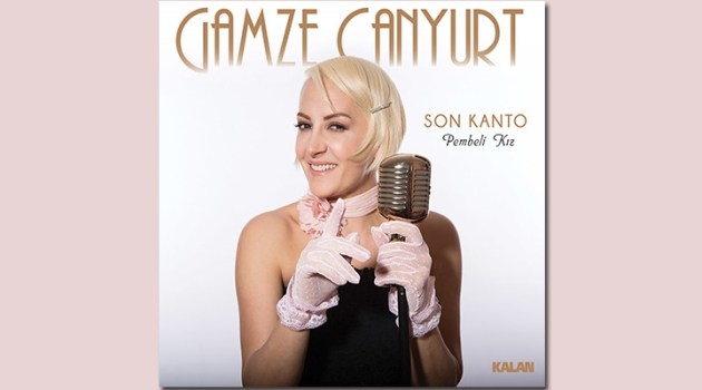 Gamze Canyurt kantolara ses verdi