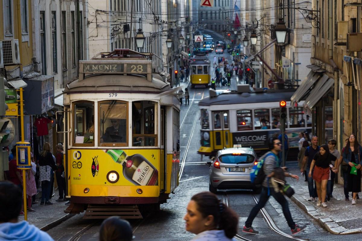 Lisszabontól Portóig - kisokos