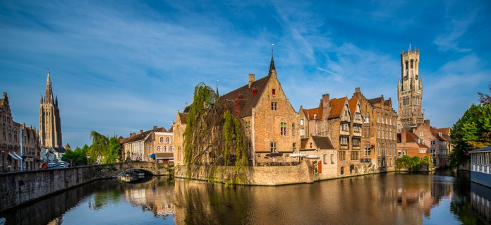 Bruges - travelpast50.com