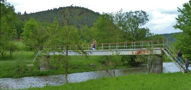 Clodramühle Brücke - mapio.net