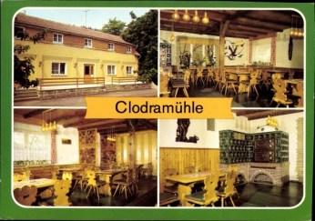 Clodramühle képeslap 2