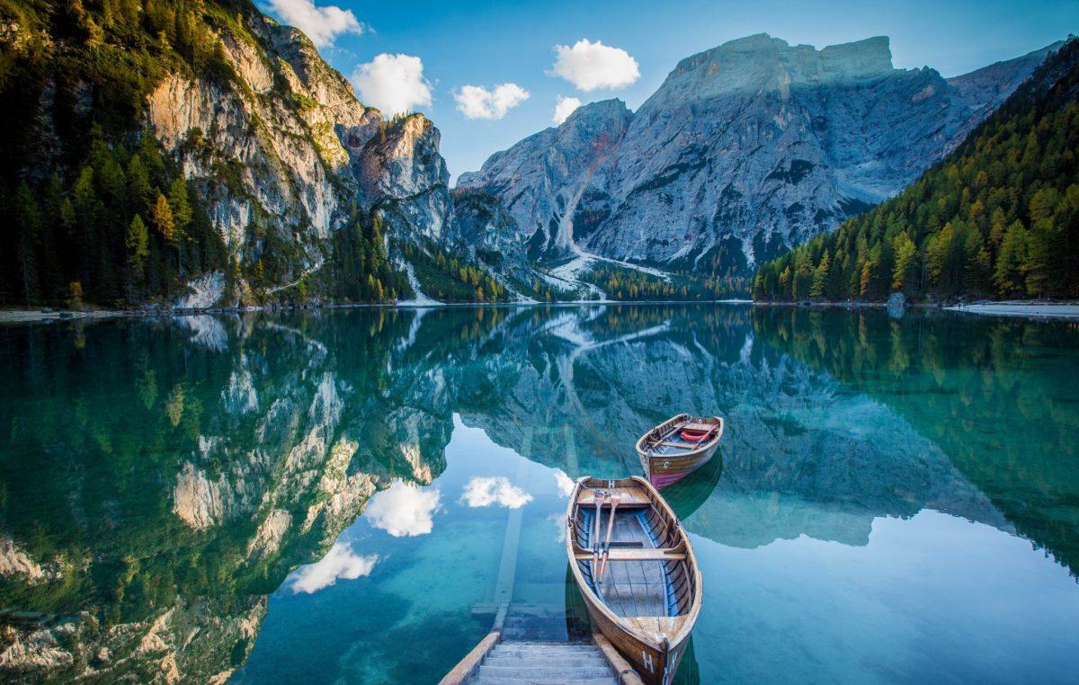 Egy újabb bakancslistás hely: Pragsi- avagy Braies-tó