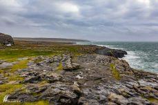 Burren, kőtenger Írország nyugati régiója
