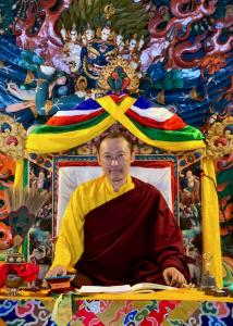 His Majesty, Kongma Sakyong Mipham Rinpoche