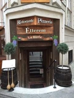 Pizzeria, Pizza, Restaurant, Budapest