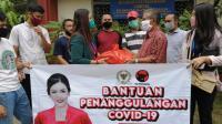 Maria Lestari Salurkan Paket Sembako ke Sekolah dan Rumah Ibadah