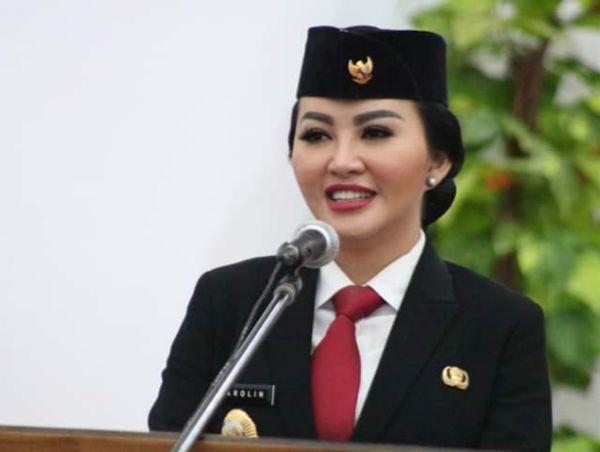 Bupati Kabupaten Landak, Karolin/ISTIMEWA