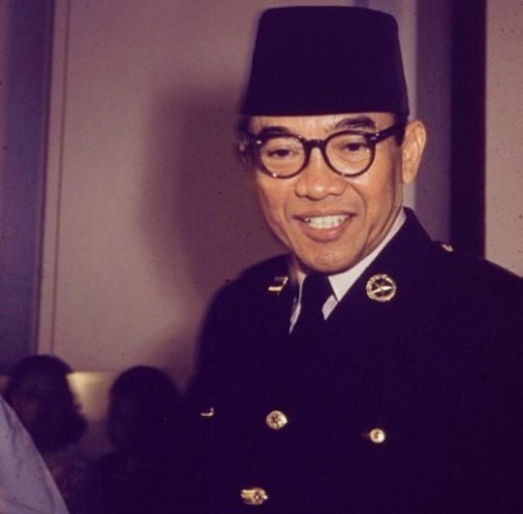 ISTIMEWA/Ir. Soekarno