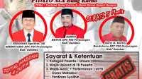 Rayakan Bulan Bung Karno, DPC PDI-P Sambas Helat Lomba Pidato Virtual