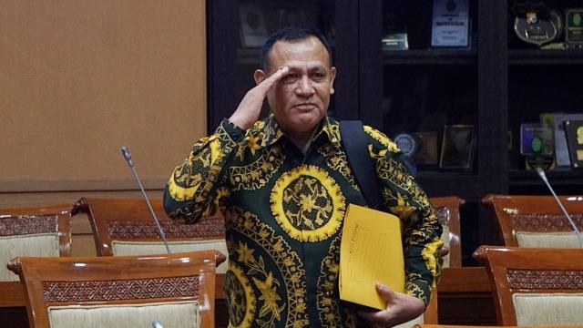 Ketua KPK Firli Bahuri/ISTINEWA