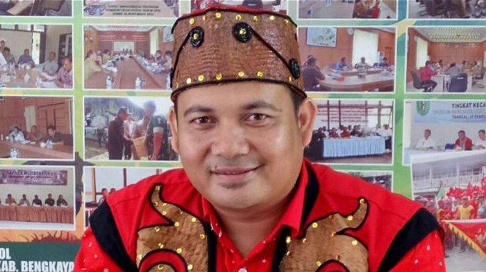 Esidorus Ketua DPC PDI Perjuangan Kabupaten Bengkayang, Esidorus/ISTIMEWA