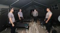 Moment Kapolda Kalbar Bikin Para Pejabat dan Kapolres Tidur di Tenda Pasukan