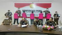 Dugaan Korupsi Pembangunan Jalan di Ketapang Kalbar, 6 Orang Ditahan