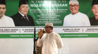 Wabup Sujiwo Mengaku Bangga dengan Pagar Nusa