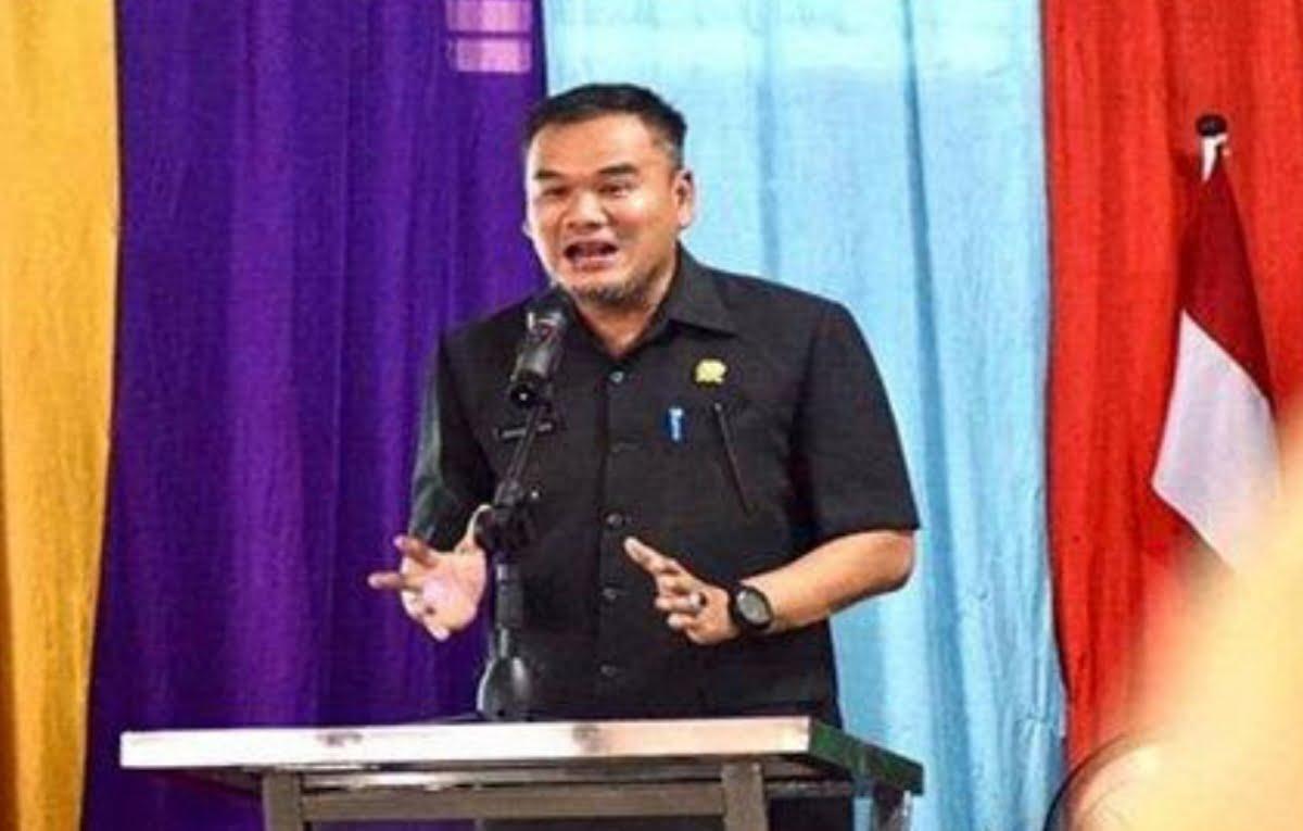 Ketua DPRD Kubu Raya Minta ke Pemda Anggaran Jalan Poros Diperbesar
