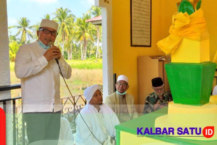 Sujiwo Bakal Jadikan Makam Habib Muhammad Almuthahar sebagai Wisata Religi
