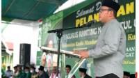 Sujiwo Ajak Pengurus Ranting NU Bentengi Warga Nahdliyin dari Paham Radikal