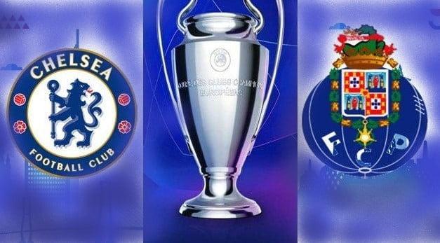 Chelsea Vs FC Porto Live Streaming Liga Champions Malam Ini dan Tonton juga via Link PSG Vs Bayern Munchen