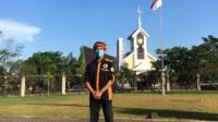 Pemuda Dayak Minta Selesaikan Polemik Pelarangan Pendirian Plang Gereja di Pontianak