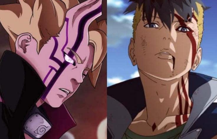 Link Streaming dan Spoiler Anime Boruto Episode 218 Manga Chapter 53
