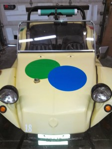 M Buggy Graphics installed