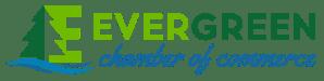 Evergreen Chamber logo hor