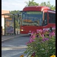 Inställda turer på buss 745