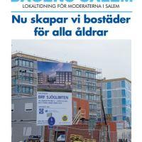 Tema bostäder - Dagens Salem nr 2 finns ute!