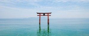 Japanese Gateway. Photo by Ryutaro Tsutaka.