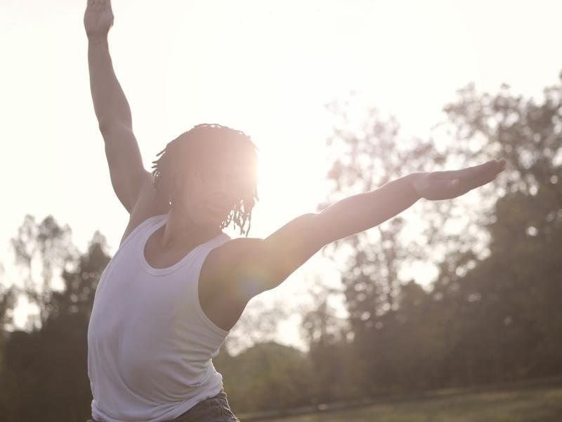 Sunrise Exercise. Photo by Andrea Piacquadio.