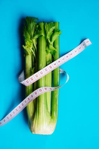 Calorie Restriction. Photo by Anna Tarazevich
