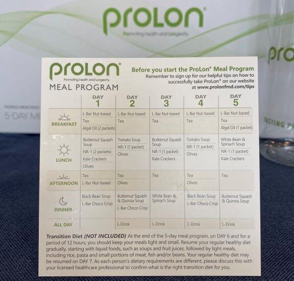Prolon Meal Program v2