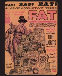 Tapeworm Diet.  By FDAPhotos.