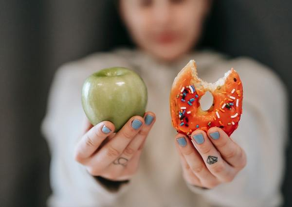 Some Foods Are Healthier Than Others. Image by Andres Ayrton.