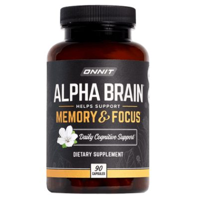 Alpha Brain - from ONNIT