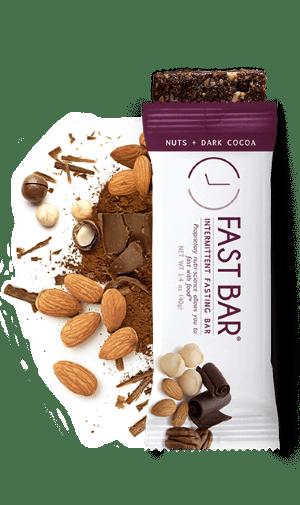 Dark Cocoa Fast Bar