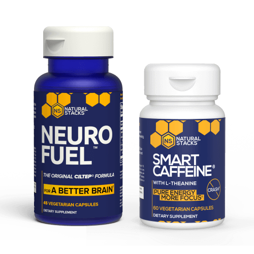 NeuroFuel + Smart Caffeine Stack