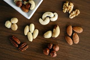 Nuts. Image by Marta Branco.
