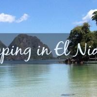 Island Hopping in El Nido, Palawan
