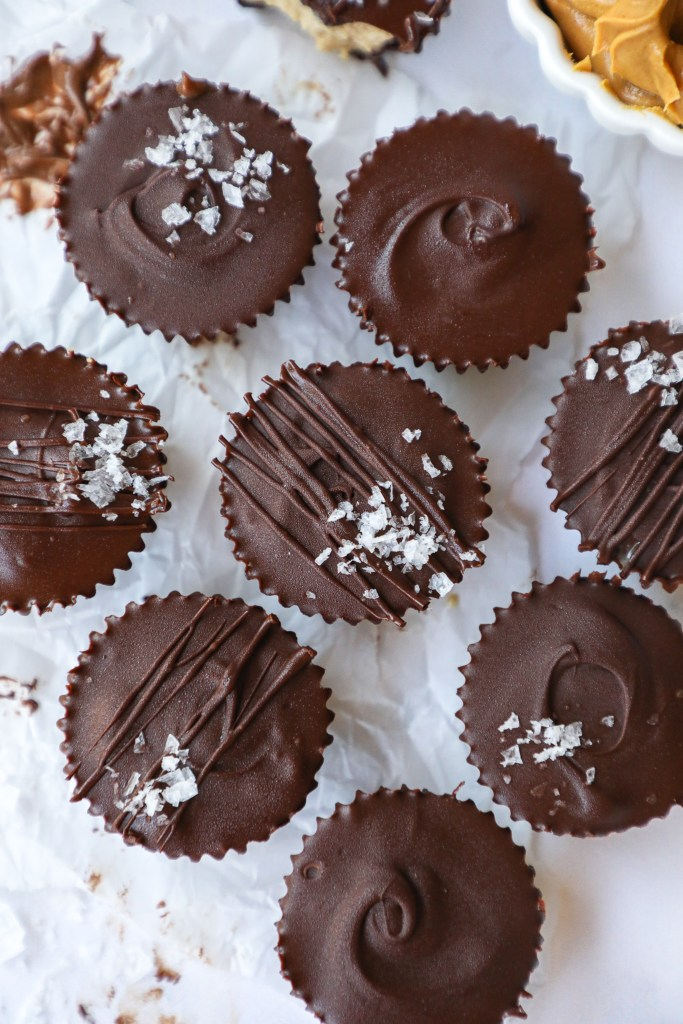 These simple no bake treats are so rich and decadent, you'll never guess they're good for you too! Plus you can easily customize them to fit your dietary preferences too!
