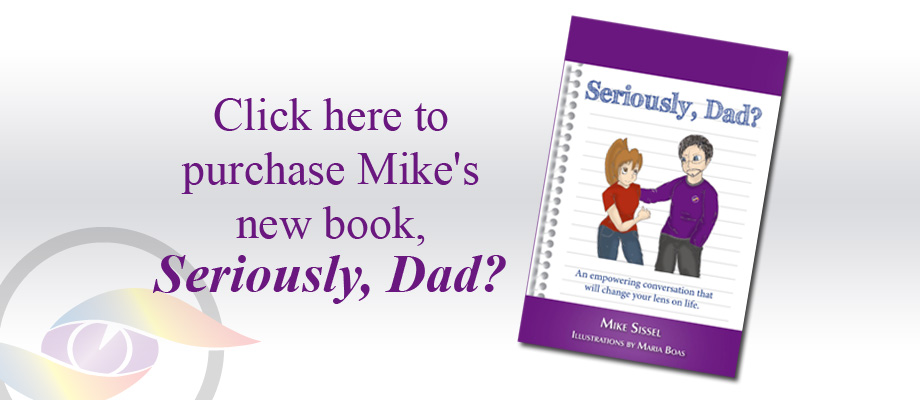 Mike's New Book: Seriously, Dad?